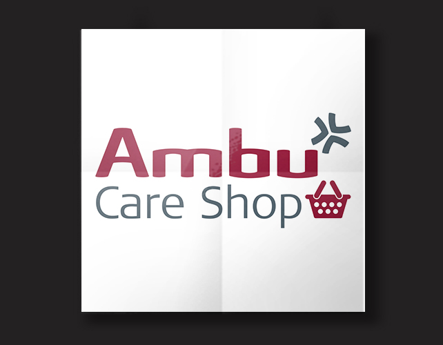 Ambu Care Shop | BJ Creative Logo Design Stamford