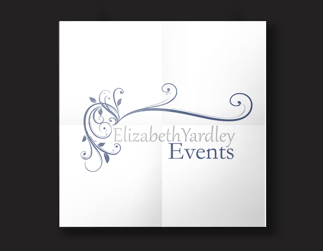 Elizabeth Yardley Events | BJ Creative Logo Design