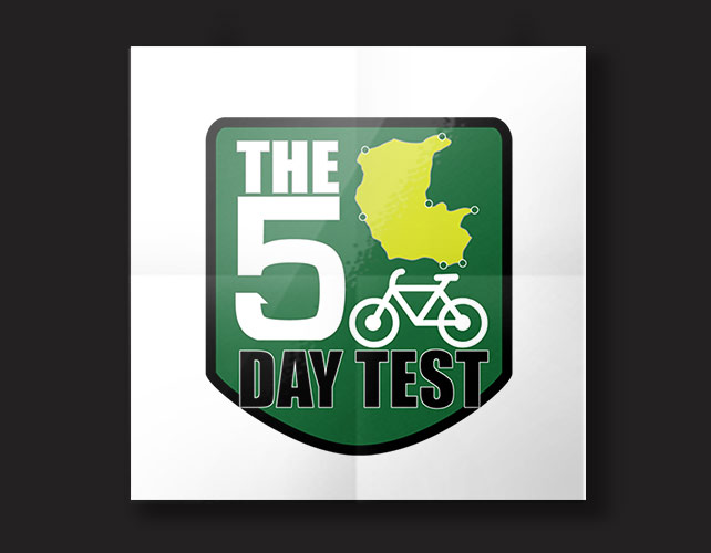 The Five Day Test | BJ Creative Logo Design Stamford