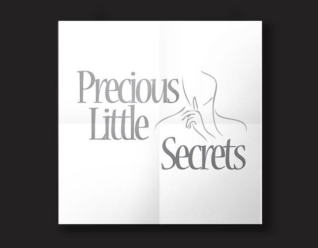Precious Little Secrets | BJ Creative Logo Design Stamford