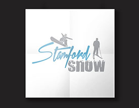 Stamford Snow | BJ Creative Logo Design