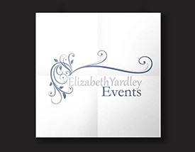 Logo Design by BJ Creative - Elizabeth Yardley Events
