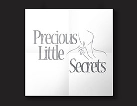 Logo Design by BJ Creative - Precious Little Secrets