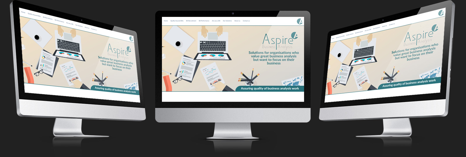 Stamford Web Design - Aspire B A
