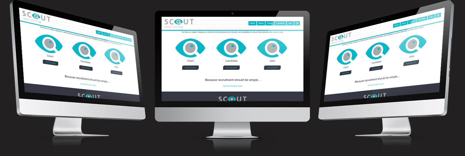 Stamford Web Design - Scout Recruiting